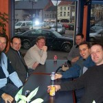 Ryde Round Table Belgium Visit