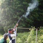 Clay pigeon shooting, Isle of Wight / Ryde Round Table