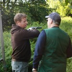 Clay Pigeon Shooting, Ryde Round Table.