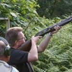 Summer Clay Pigeon Shoot
